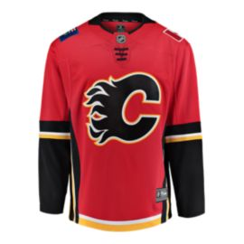 Calgary Flames Fanatics Breakaway Replica Home Hockey Jersey