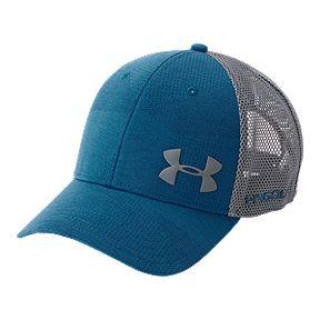 e5da251a0fc9a Under Armour NBG Men s Golf Trucker Hat - Black