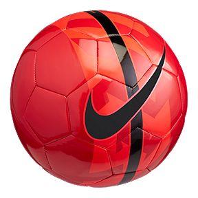 400b5229749 Nike React Size 5 Soccer Ball - University Red Bright Crimson Black