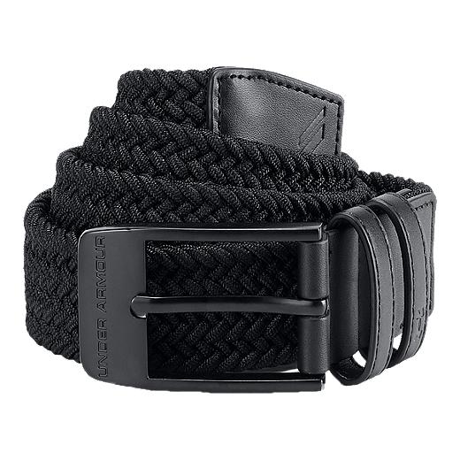 bfcb7ebd67 Under Armour Men's Braided 2.0 Belt