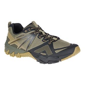 77116a4c5a Merrell Men's MQM Flex Hiking Shoes - Dusty Olive