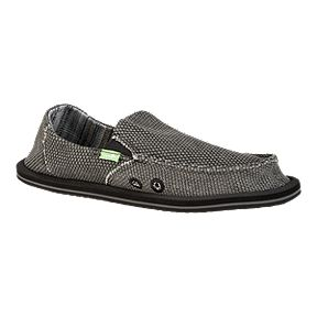 95341e8dbcf0 Sanuk Kids  Vagabond Grade School Sandals - Black
