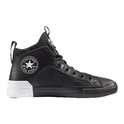8cce44be9abb3 Converse Men s Chuck Taylor All Star Ultra Shoes - Black - BLACK