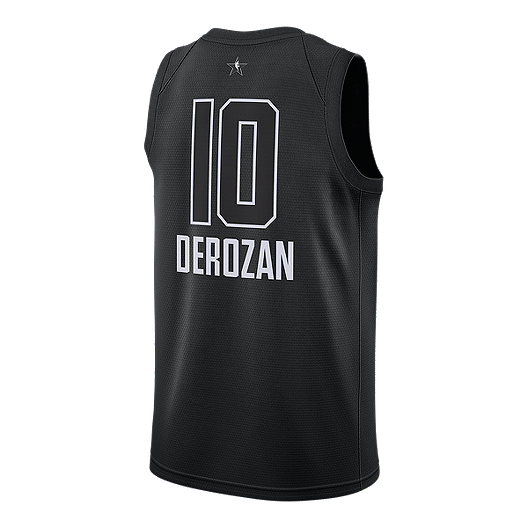bab3062a49e Toronto Raptors DeMar DeRozan All Star Basketball Jersey | Sport Chek