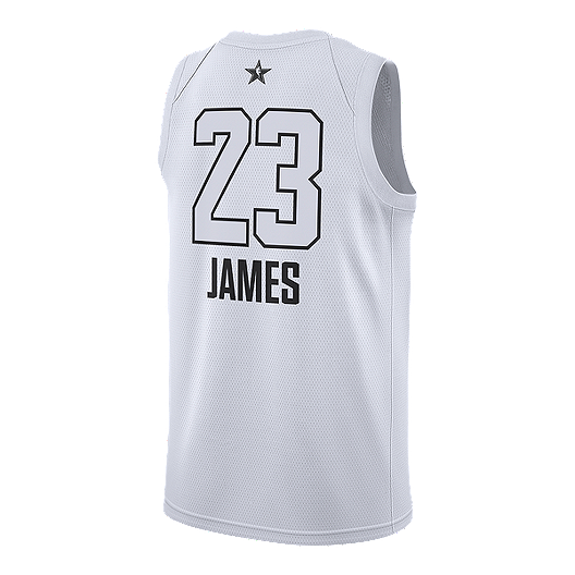 hot sale online ff0d7 c6c29 Cleveland Cavaliers LeBron James All Star Basketball Jersey ...