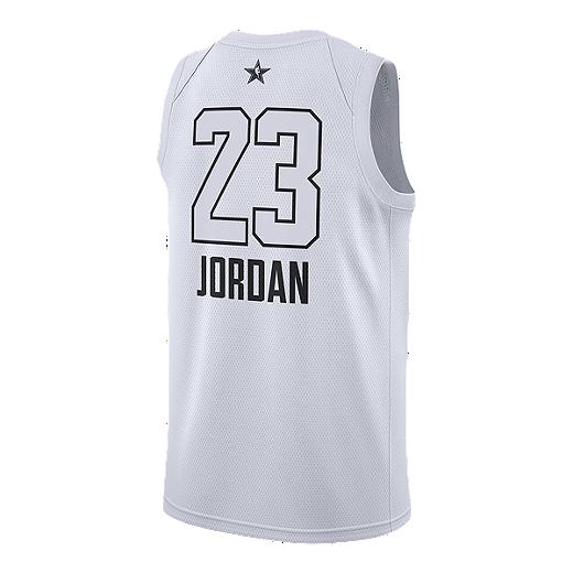 917a87d6199 Chicago Bulls Michael Jordan All Star Basketball Jersey | Sport Chek