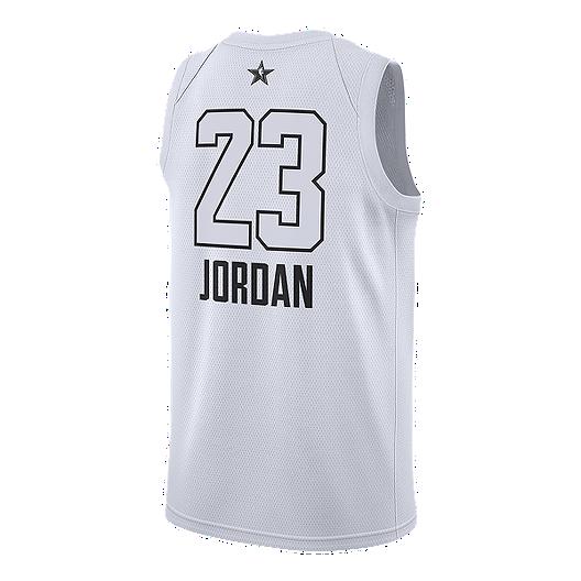 855ba25a6de Chicago Bulls Michael Jordan All Star Basketball Jersey
