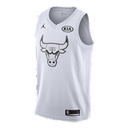cheaper 175d3 4e8e1 Chicago Bulls Michael Jordan All Star Basketball Jersey ...