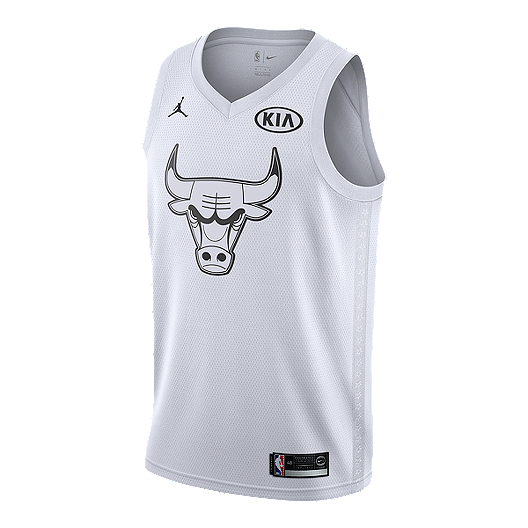 cheaper 2843c fc018 Chicago Bulls Michael Jordan All Star Basketball Jersey ...
