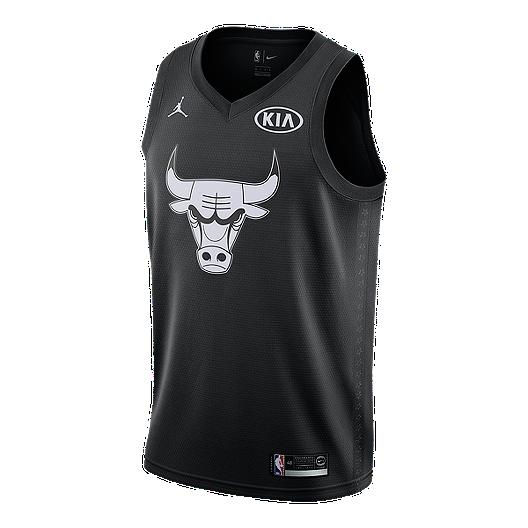 cheaper ecca2 1a7c7 Chicago Bulls Michael Jordan All Star Basketball Jersey ...