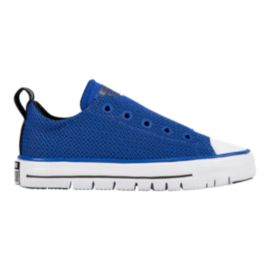 Converse Kids' Chuck Taylor All Star Hyper Light Shoes - Blue