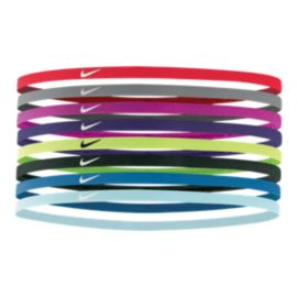 Nike Skinny Headbands - 8 Pack