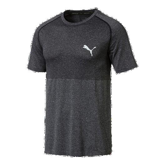 14c660f9c78 Puma Men's Evoknit Basic Short Sleeve Shirt | Sport Chek