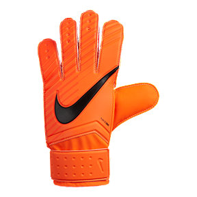 Nike Goalkeeper Match Soccer Gloves - Total Orange/Hyper Crimson/Black