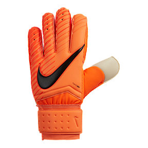 Nike Goalkeeper Spyne Pro Soccer Gloves - Total Orange/Hyper Crimson/White/Black