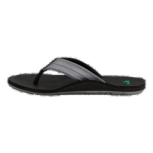 81053c504aa Sanuk Men s Land Shark Sandals - Charcoal Grey. (0). View Description