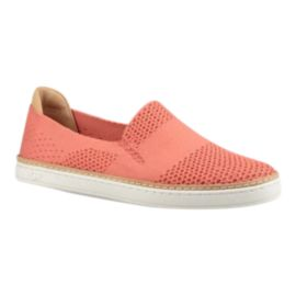 UGG Women's Sammy Sneaker Slip-in Shoes - Coral