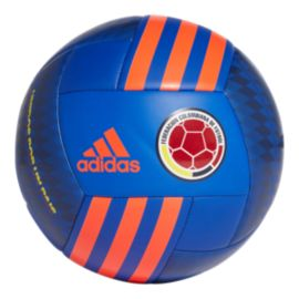 adidas World Cup 2018 Soccer Ball - Colombia