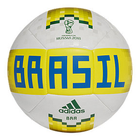 adidas World Cup 2018 Official Licensed Soccer Ball - Brazil