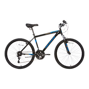 Nakamura Ecko 26 Men's Mountain Bike 2018 - Black/Blue