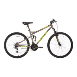 Nakamura Monster 27.5 Men's Full Suspension Mountain Bike 2018 - Gunmetal
