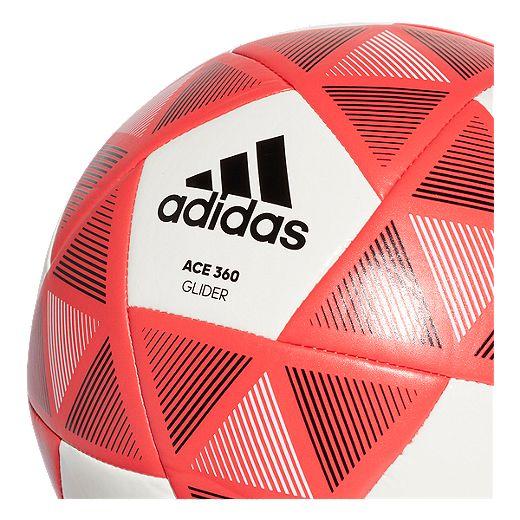 Conciliador Berri Inhalar  adidas Predator Glider Size 5 Soccer Ball - White/Real Coral | Sport Chek