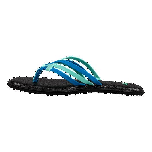 eb6e0114e Sanuk Women s Yoga Salty Sandals - Opal Indigo. (0). View Description