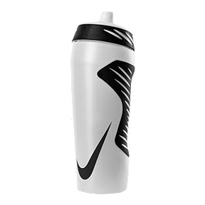 Nike Hyperfuel Waterbottle 18 Oz Clear / Black