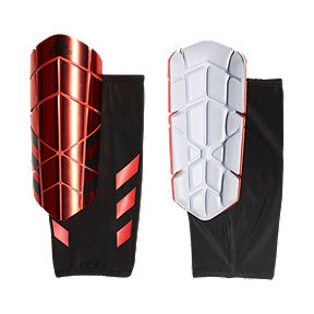 adidas Ghost Pro Shin Guard - Real Coral/Black