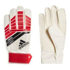 adidas Ace 18 Junior Goalkeeper Gloves - Real Coral/White/Black