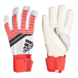 adidas Ace 18 Pro Goalkeeper Gloves - Real Coral/White/Black