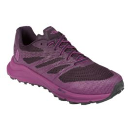 The North Face Women's Ultra Endurance III Trail Running Shoes - Purple