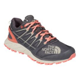 The North Face Women's Ultra Endurance II Trail Running Shoes - Purple/Orange