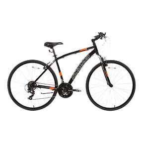Nakamura Royal M 700C Men's Hybrid Bike 2018 - Black/Orange