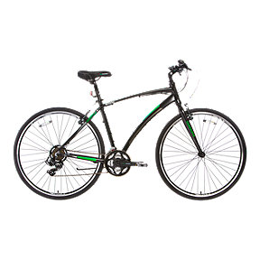 Diadora Modena 700C Men's Hybrid Bike 2018 - Black