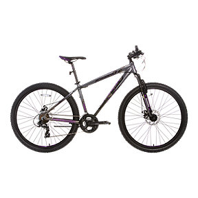 Diadora Paradiso 27.5 Women's Mountain Bike 2018 - Gunmetal
