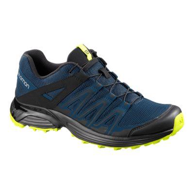Xt Shoes Running Inari Trail Bluegreen Salomon Men's TFJcl3K1