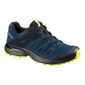 Salomon Men's XT Inari Trail Running Shoes - Blue/Green