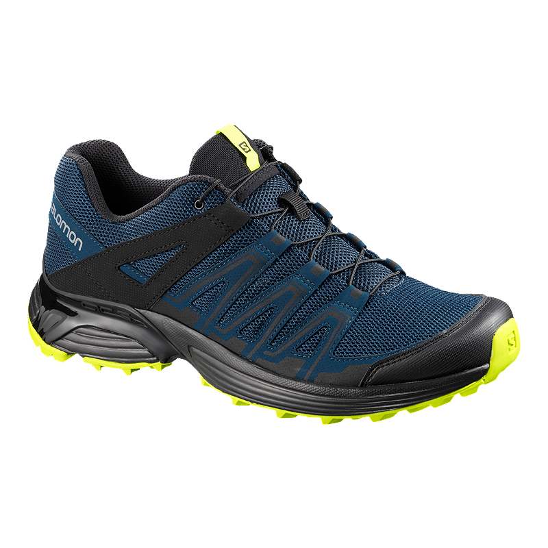 Salomon Men S Xt Inari Trail Running Shoes Blue Green