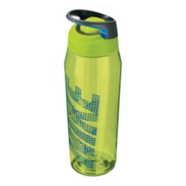 Nike Hypercharge 24 Oz Rocker Water Bottle - Volt/Photo Blue