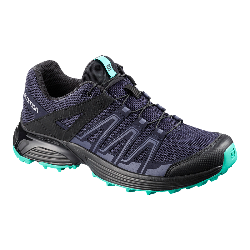 0dce67b79791f Salomon Women's XT Inari Trail Running Shoes - Blue | Sport Chek