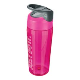 Nike Hypercharge Straw Bottle 16Oz Vivid Pink