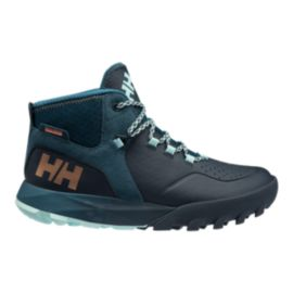 Helly Hansen Women's Loke Rambler HT Hiking Boots - Blue