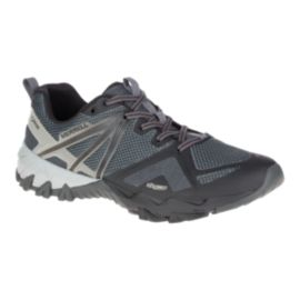 Merrell Men's MQM Flex GTX Invisible Fit Hiking Shoes - Black