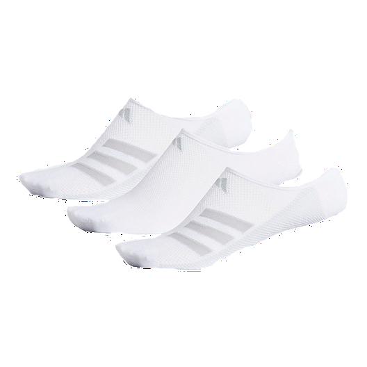 b813f09959a91 adidas Men's CC Superlite Stripe Super No Show Socks - 3-Pack | Sport Chek