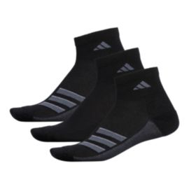 adidas Men's CC Superlite Stripe Quarter Socks - 3-Pack