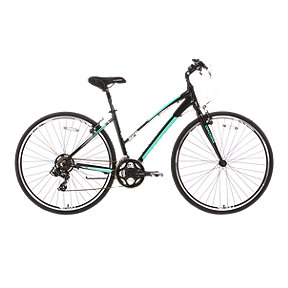 Diadora Modena 700C Women's Hybrid Bike 2018 - Black