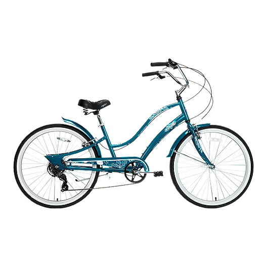 c6974c783639b Capix Pura Vida 26 Women s Cruiser Bike 2018 - Teal