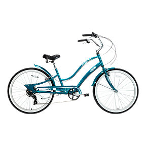 Capix Pura Vida 26 Women's Cruiser Bike 2018 - Teal