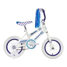 Nakamura Adventure 12 Kids' Training Bike 2018 - Blue/White